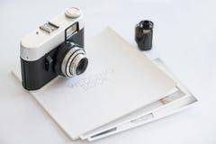 照片照相机 免版税库存图片