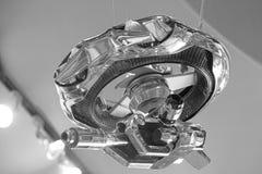 照片猎人凶手微型从终止者3D 图库摄影