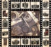照片记忆 库存图片