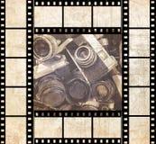 照片记忆 免版税图库摄影