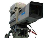 照相机专业工作室电视录影 免版税图库摄影
