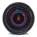 照相机作用eps10例证透镜彩虹向量 关闭照片 免版税库存图片