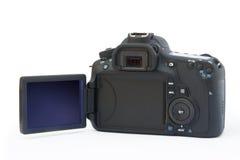 照相机佳能EOS 60D机体 免版税库存照片