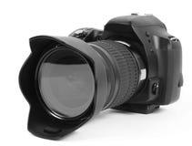 照相机例证向量白色 库存照片