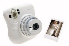 照相机即时 库存图片