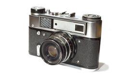 照相机反射 免版税库存图片