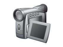照相机录影 库存图片