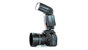 照相机数字式一刹那slr 库存照片
