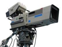 照相机数字式专业工作室电视录影 图库摄影