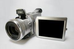 照相机数字式录影 库存图片