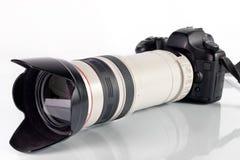 照相机数字式照片专业人员 免版税图库摄影