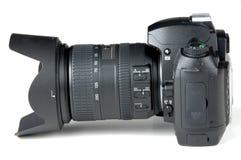 照相机数字式照片 免版税图库摄影
