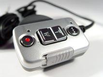 照相机数字式遥控 免版税库存图片