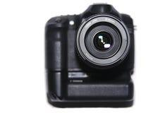 照相机数字式dslr 免版税库存照片