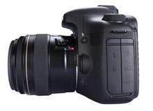 照相机数字式dslr 库存照片