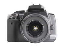 照相机数字式slr 库存图片