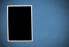 照相机框架即时 免版税库存照片