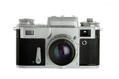 照相机测距仪葡萄酒 库存照片