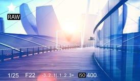 照相机焦点捕获记忆摄影预览概念 免版税库存照片