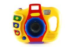 照相机玩具 免版税库存图片