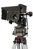 照相机电影摄影机 免版税图库摄影