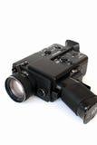 照相机电影 库存图片