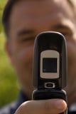 照相机电话 免版税库存图片