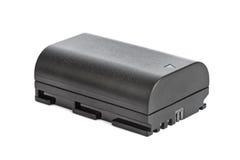 照相机的电池 免版税库存照片