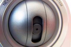 照相机监控遥控 免版税图库摄影
