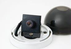 照相机监控 免版税图库摄影