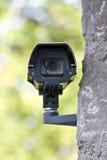 照相机监视 库存图片