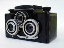 照相机立体音响 库存图片