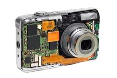 照相机老照片 维修服务 免版税图库摄影