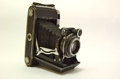 照相机老照片 免版税库存图片