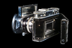 照相机老照片 免版税图库摄影