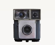 照相机葡萄酒 免版税图库摄影