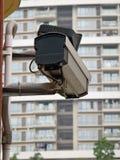 照相机证券 免版税图库摄影