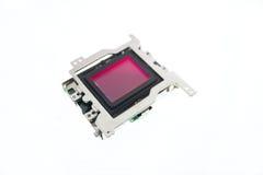 照相机cmos数字式传感器 库存图片