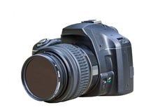 照相机dslr 图库摄影