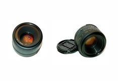 照相机lense 免版税库存图片