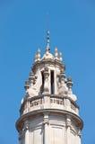 仿照艺术Nouveau样式的塔。 免版税图库摄影