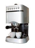 煮浓咖啡器 库存图片