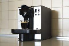 煮浓咖啡器 免版税库存图片