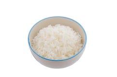 煮熟的米 免版税库存照片