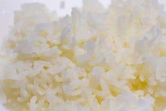 煮熟的米 库存照片