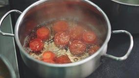 煮熟的红萝卜 股票视频