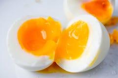 水煮蛋 免版税库存图片