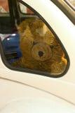 熊哀伤的女用连杉衬裤 免版税库存图片