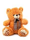熊女用连杉衬裤玩具 图库摄影