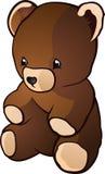 熊女用连杉衬裤 库存图片